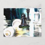 Chess Move  Postcard