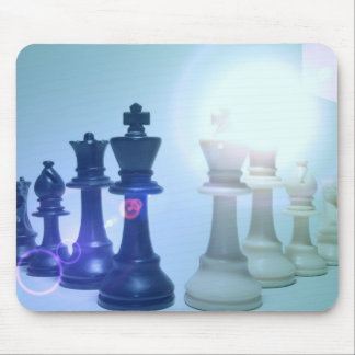 Chess Moves  Mouse Pad