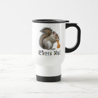 Chess Nut Travel Mug