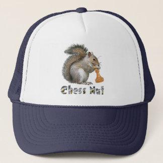 Chess Nut Trucker Hat