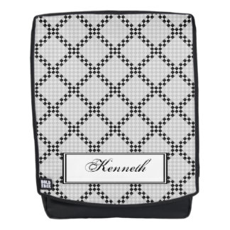 Chess Pad by Kenneth Yoncich Backpack