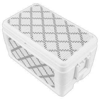 Chess Pad by Kenneth Yoncich Ice Chest