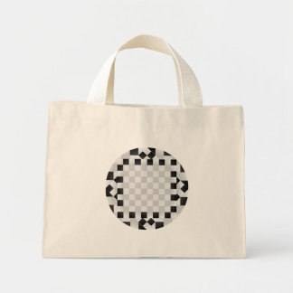 Chess Pad by Kenneth Yoncich Mini Tote Bag