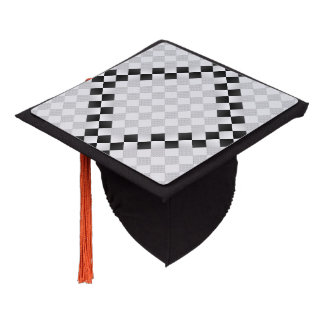Chess Pad Graduation Cap Topper