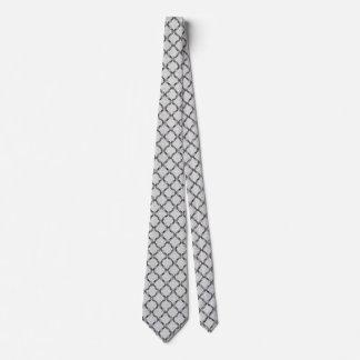 Chess Pad Neck Tie