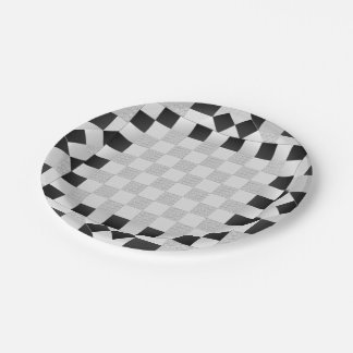 Chess Pad Paper Plate