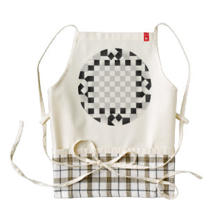 Chess Pad Zazzle HEART Apron