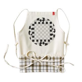 Chess Pad Zazzle HEART Apron