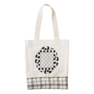 Chess Pad Zazzle HEART Tote Bag