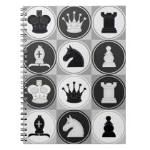 Chess Pattern Notebook