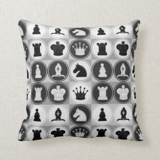 Chess Pattern Pillow
