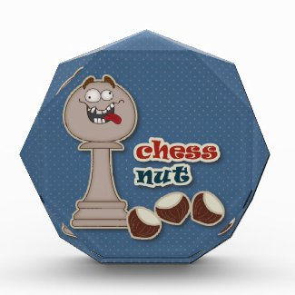 Chess Pawn, Chess Nuts and Chestnuts Award
