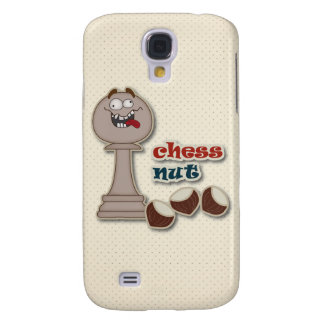 Chess Pawn, Chess Nuts and Chestnuts Galaxy S4 Cover