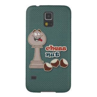 Chess Pawn, Chess Nuts and Chestnuts Galaxy S5 Case