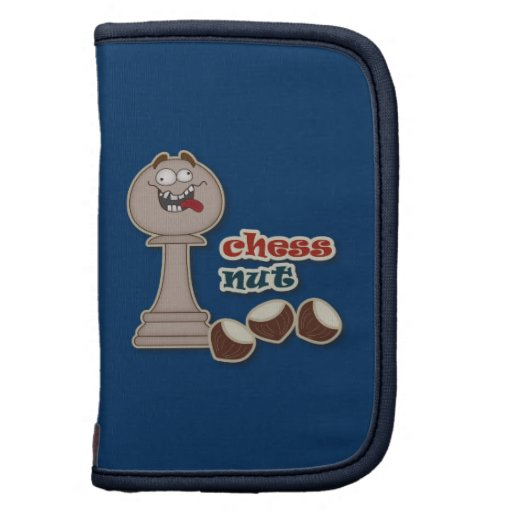 Chess Pawn, Chess Nuts and Chestnuts Organizers