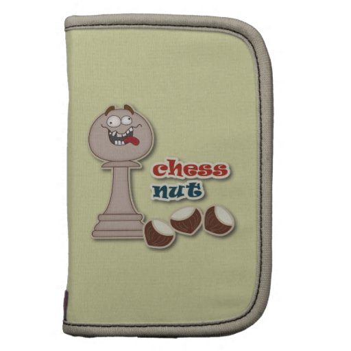 Chess Pawn, Chess Nuts and Chestnuts Organizer