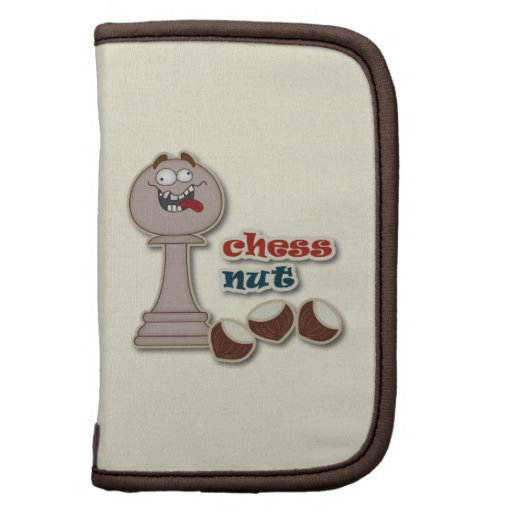 Chess Pawn, Chess Nuts and Chestnuts Folio Planners
