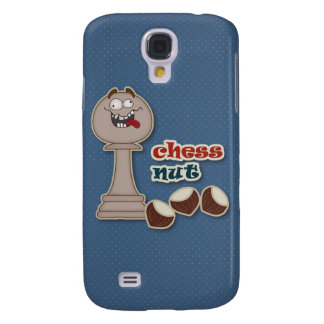 Chess Pawn, Chess Nuts and Chestnuts Samsung Galaxy S4 Case