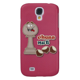 Chess Pawn, Chess Nuts and Chestnuts Samsung Galaxy S4 Cover