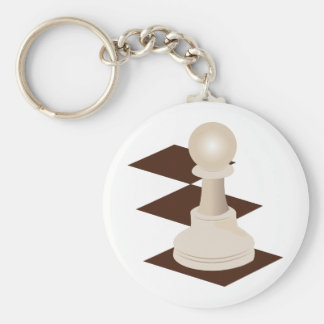 Chess Pawn Keychains