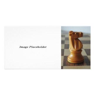 Chess Photocard Card