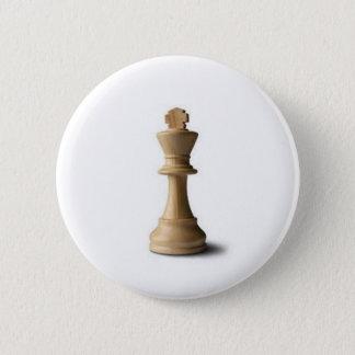 Chess Piece Pinback Button
