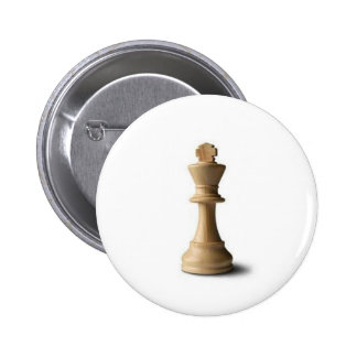Chess Piece Pinback Button