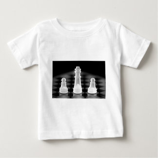 Chess pieces baby T-Shirt