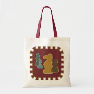 Chess Pieces Bag