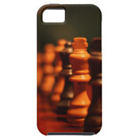 Chess Pieces iPhone 5 Case