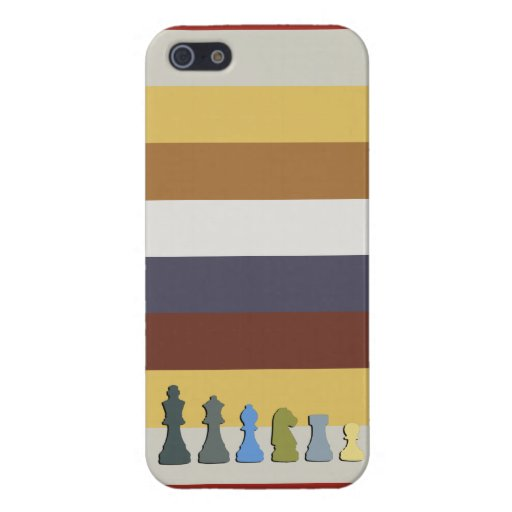 Chess Pieces iPhone 5 Cover