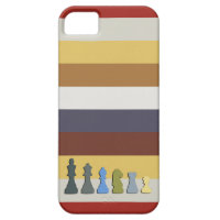 Chess Pieces iPhone 5 Covers