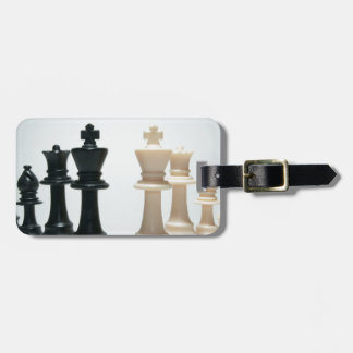 Chess Pieces Tag For Bags