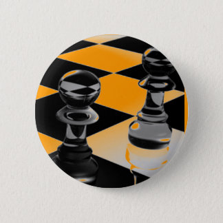 Chess Pinback Button
