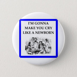 chess pinback button