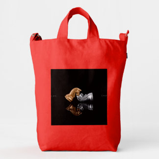 Chess Play Game Duck Bag