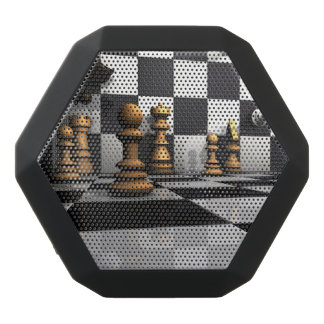 Chess Play King Black Bluetooth Speaker