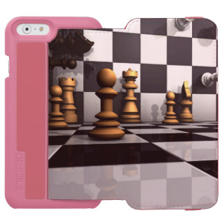 Chess Play King iPhone 6/6s Wallet Case