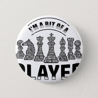 Chess Player Button