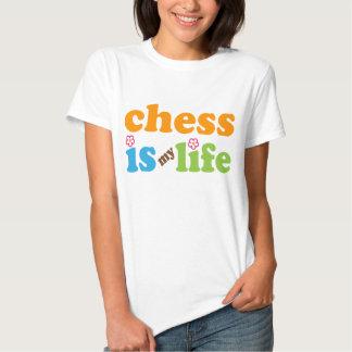 Chess Player Gift Girls Shirt