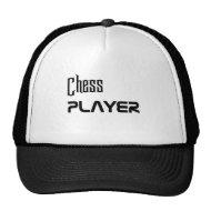 chess Player Mesh Hat