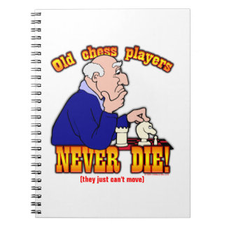 Chess Players Notebook