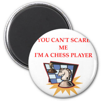 CHESS.png 2 Inch Round Magnet