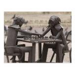 Chess Postcard