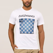 Chess Puzzle by Morphy T-Shirt