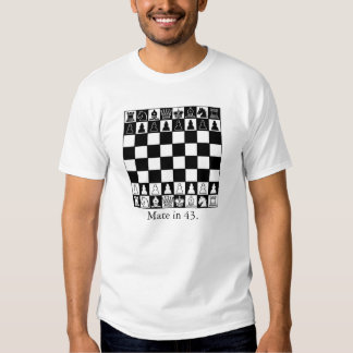 Chess Puzzle T Shirt