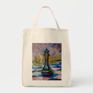Chess Queen Bag