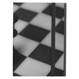 Chess queen iPad folio cases