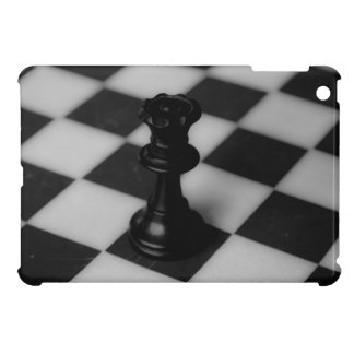 Chess queen iPad mini case