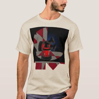 Chess Red Knight Chessboard Nerd Geek Tshirt